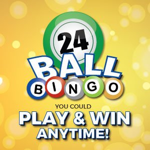 24 Ball Bingo Events