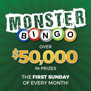 Monster Bingo Events