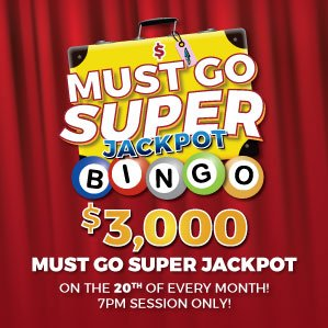 Must Go Super Jackpot Events