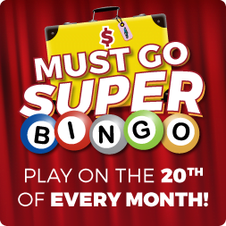 Must Go Super Bingo