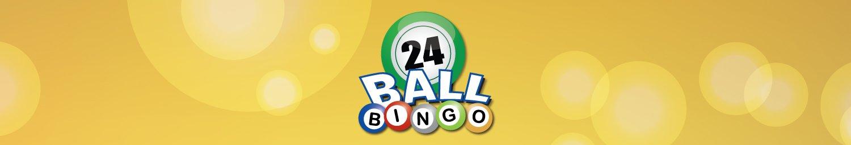 24 Ball Bingo