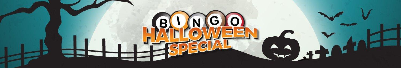 Halloween Bingo Special