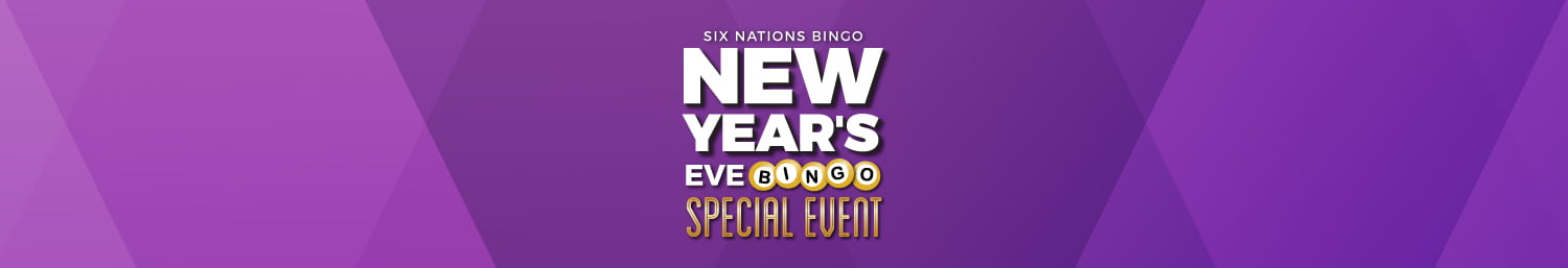 New Year's Eve Bingo Special Event