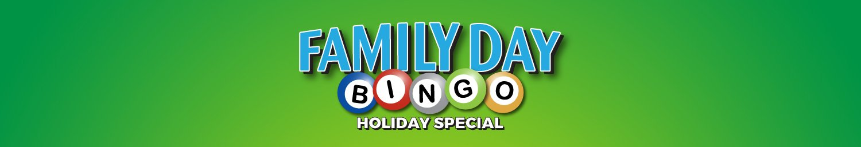 Family Day Bingo