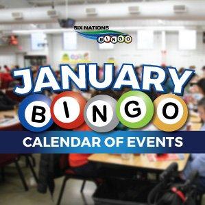 Six Nations Bingo January Bingo Events