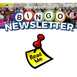 Six Nations Bingo Newsletter