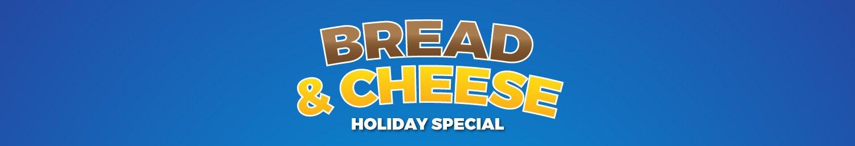 Bread & Cheese Bingo Special