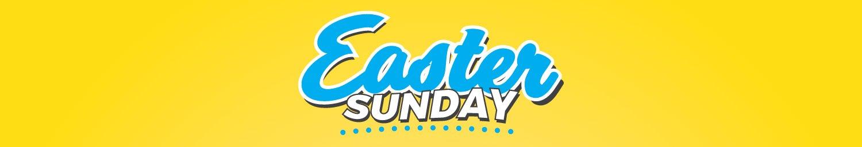 Easter Sunday Bingo
