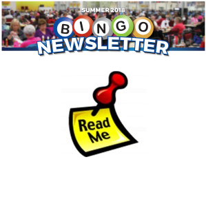 Six Nations Bingo Summer 2018 Newsletter