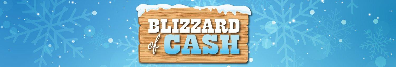Blizzard of Cash Bingo
