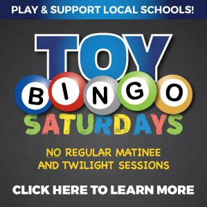 Six Nations Bingo Toy Bingo Saturdays