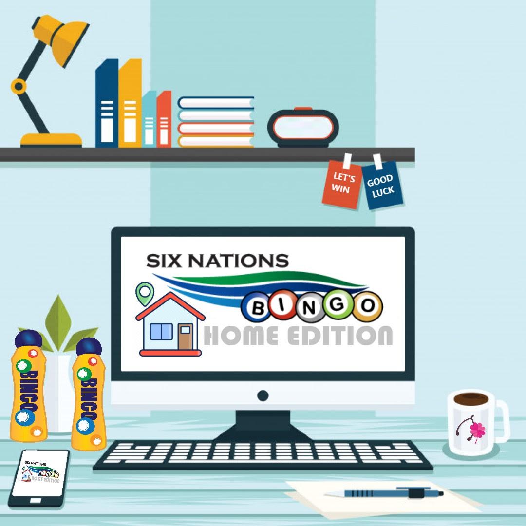 Six Nations Bingo Home Edition